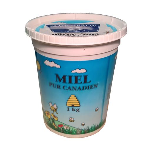1 KG tub of honey