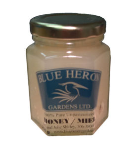 250 gram jar of honey