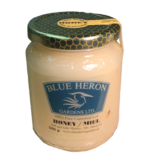 500 gram Jar of Honey