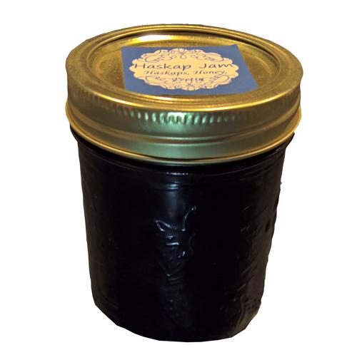 Haskap Jam jar