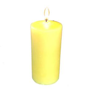 2.5 x 5 pillar candle